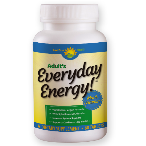 Adult's Everyday Energy Multivitamin